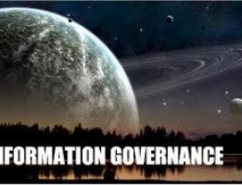 Information Governance in the Age of Analytics, Big Data, eDiscovery and Social Media