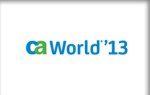 Network Management Goes BIG at CAWorld 2013