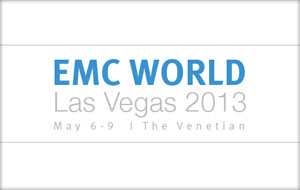 EMCWorld and Interop Las Vegas 2013 Going Soft(ware)