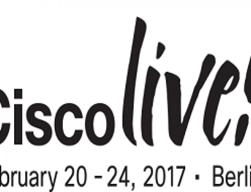 EMA Innovators of Cisco Live 2017 in Berlin